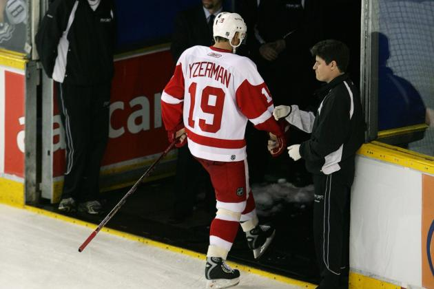 Ranking the Detroit Red Wings 5 Worst Offseasons in the Past Decade