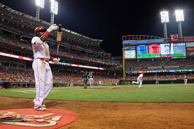 8 Things to Watch for in Cincinnati Reds' September Games
