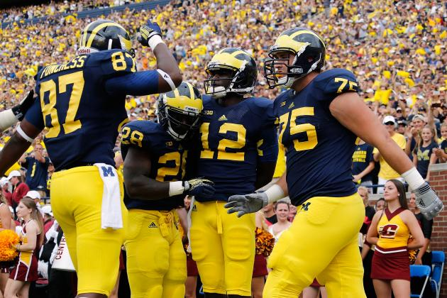 Michigan Football: Grading Every New Starter's Week 1 Performance