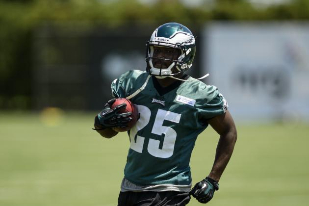 Philadelphia Eagles 2013 Team Roster: Report Card Grades for Every Position
