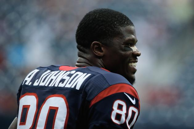 Houston Texans 2013 Team Roster: Report Card Grades for Every Position
