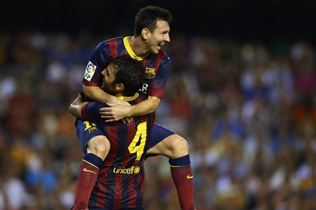 Valencia vs Barcelona: 6 Things We Learned