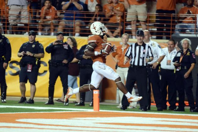Texas Football: 4 Trap Games for the Longhorns in 2013