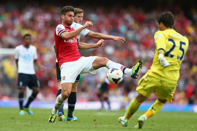Arsenal vs. Tottenham Hotspur: 6 Things We Learned