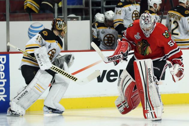 Predicting the Most Unstable NHL Goaltending Situations for 2013-14