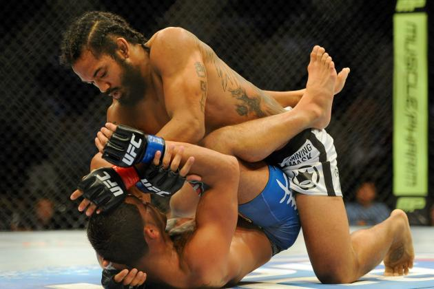 Benson Henderson Next Fight: Who Should the Former Champ Face Next?