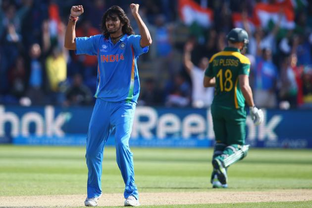 Ishant Sharma: Projecting His India Career on His 25th Birthday