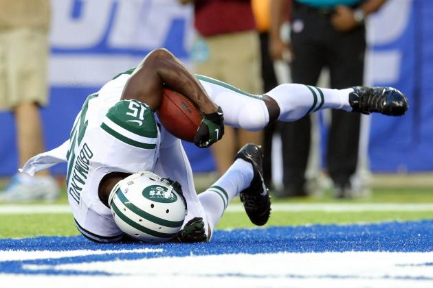 New York Jets: Biggest Snubs and Surprises from 53-Man Roster Cut