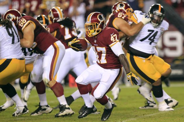 Washington Redskins: Biggest Snubs and Surprises from 53 Man Roster Cut