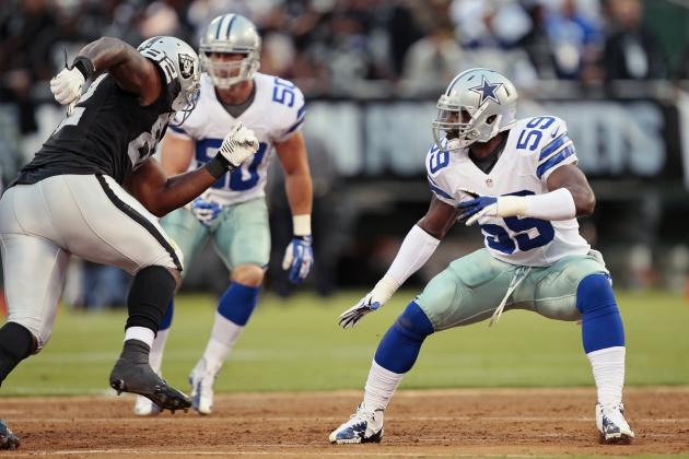 Dallas Cowboys: Biggest Snubs and Surprises from 53-Man Roster Cut