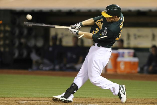 Oakland A's: Grades for Every Player in August
