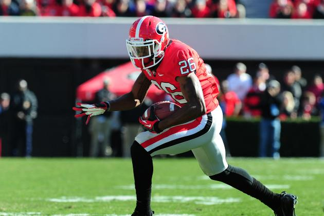 Georgia Bulldogs Who Must Step Up with Malcolm Mitchell out for the Year