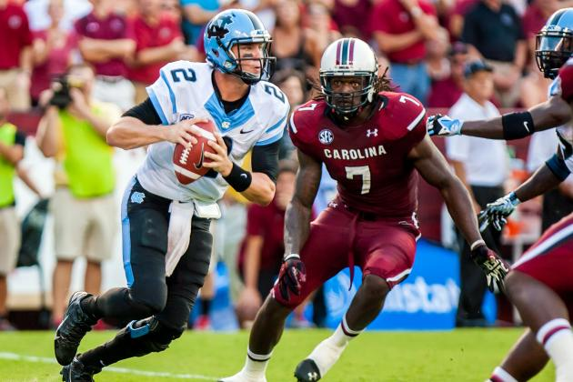 South Carolina Football: Grading Every New Starter's Week 1 Performance