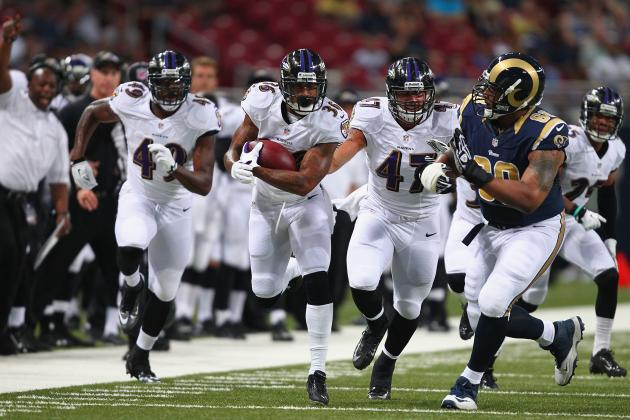 Baltimore Ravens: Biggest Snubs and Surprises from 53 Man Roster Cut