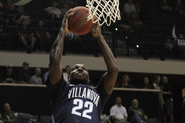 Villanova Basketball: Predicting Wildcats' Best Dunkers for the 2013-14 Season