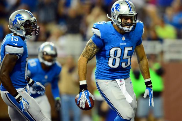 10 Things We Learned About the Detroit Lions in Preseason