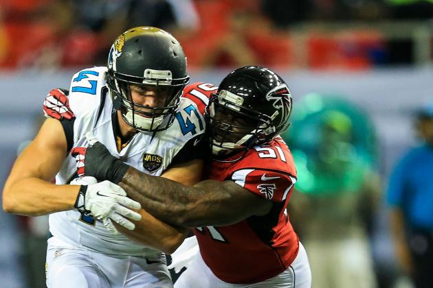 Atlanta Falcons: Biggest Snubs and Surprises from 53-Man Roster Cut