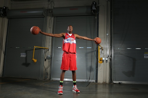 College Basketball Recruits in Class of 2014 with Ideal Size for Their Position