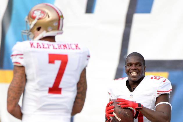 Ranking Most Productive Fantasy Options on San Francisco 49ers Roster