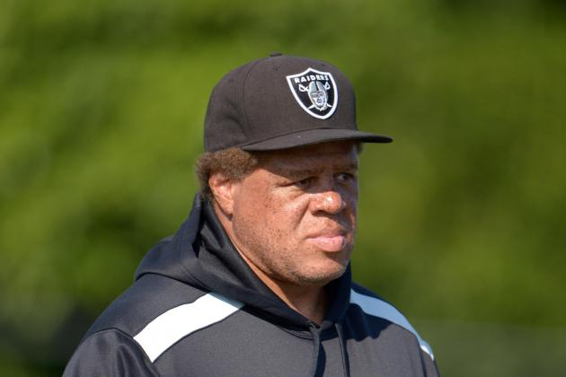 Raiders 2013 Roster Raises Questions About GM McKenzie