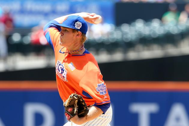 Stock Up, Stock Down for Mets' Top 10 Prospects for Week 21