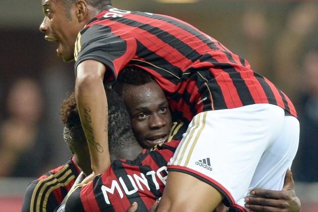 5 Reasons Why Juventus Should Be Wary of AC Milan
