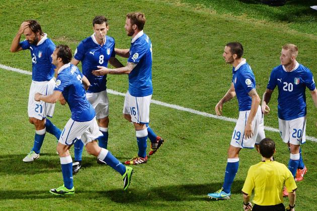 Italy 1-0 Bulgaria: 6 Things We Learned
