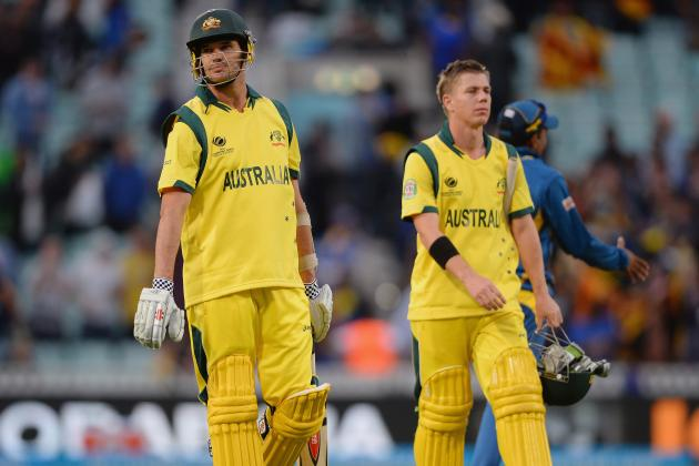 Predicting Australia's ODI Team to Face England in First ODI of Five