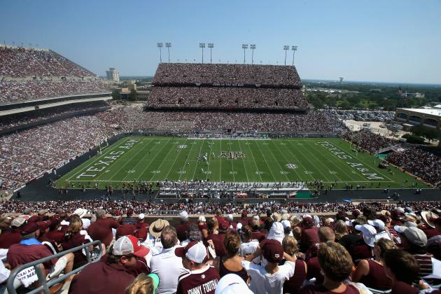 Texas A&M Football: 4 Biggest Trap Games of 2013