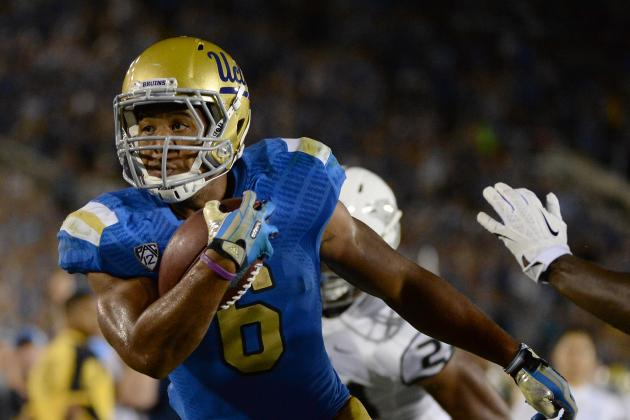 UCLA Football: Grading Every New Starter's Week 1 Performance