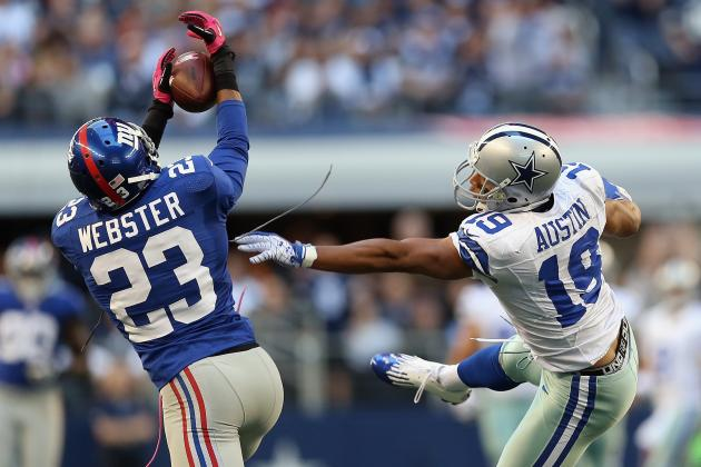 Biggest Questions Facing New York Giants in Week 1 Contest with Dallas Cowboys