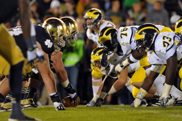 Notre Dame Fighting Irish vs. Michigan Wolverines Complete Game Preview