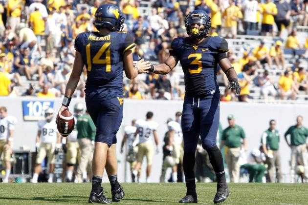 West Virginia Football: Grading Every New Starter's Week 1 Performance