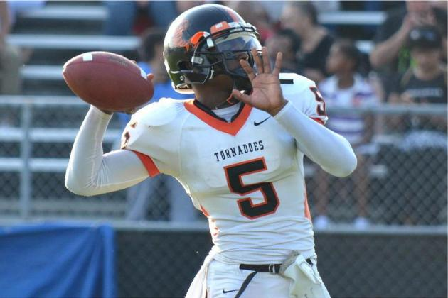 High School QBs Who Will Change Positions in College Football