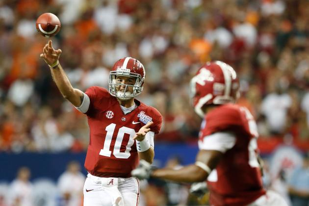 SEC Football: Stock Report for Each Team Heading into Week 2
