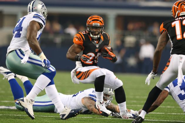 8 Things We Learned About the Cincinnati Bengals During Preseason