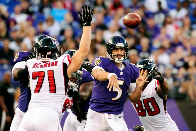 10 Things We Learned About the Baltimore Ravens During Preseason