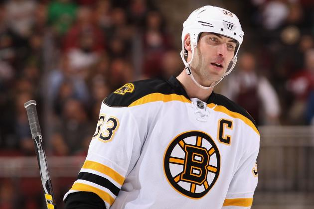 Ranking the 5 Greatest Captains in Boston Bruins History