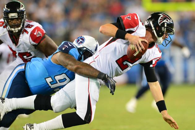 6 Fatal Flaws That Will Haunt the Atlanta Falcons This Season
