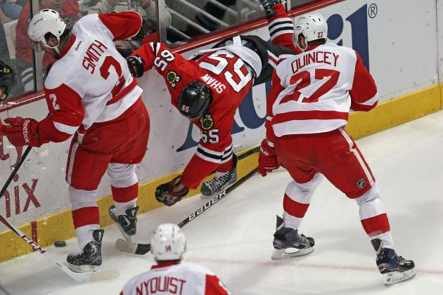Bad Habits Detroit Red Wings Need to Drop in 2013-14