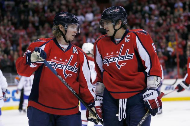 Washington Capitals That Have the Best on-Ice Chemistry