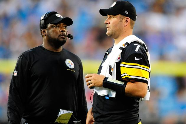 Questions Facing Pittsburgh Steelers in Week 1 Game with Tennessee Titans