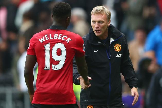 5 Skills Danny Welbeck Still Needs to Master