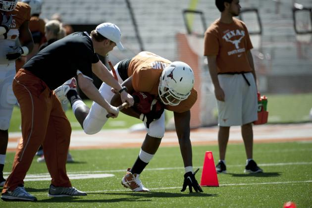 Texas vs. BYU: How Major Applewhite Can Scheme Around Kyle Van Noy