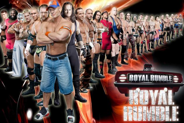 Royal Rumble and WWE's 5 Best Concepts for Themed Pay-Per-View Events