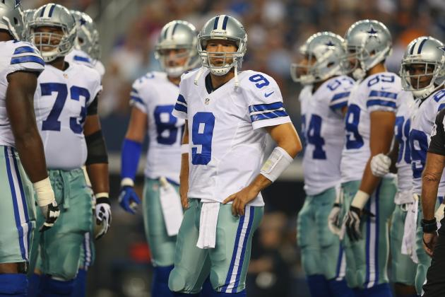 Biggest Questions Facing Dallas Cowboys in Week 1 Contest with New York Giants