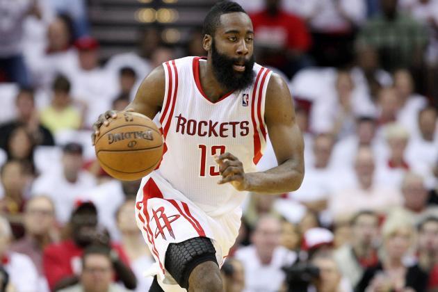 Ranking the NBA's Top 5 Shooting Guards of  2013-14 Season