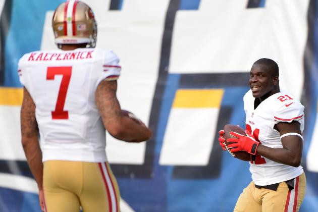 Full Week 1 Stat Predictions for San Francisco 49ers Offense