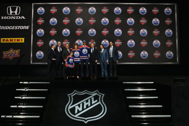 Breaking Down the Edmonton Oilers Prospects at Forward