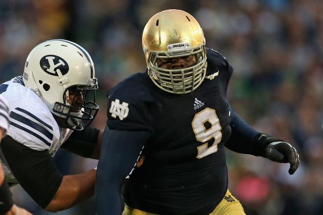 Michigan Football: Wolverines' 4 Keys to Stopping Louis Nix